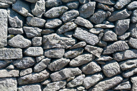 shot of stone wall texture background
