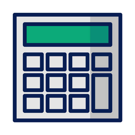calculator icon is a tool for calculating from simple calculations such as addition, subtraction, multiplication and division to a scientific calculator that can calculate certain mathematical formulas.