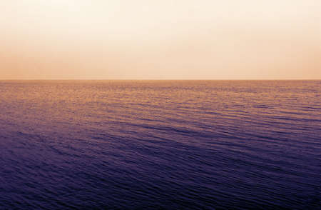 Two color abstract background, calm water surface, small ripples Stockfoto