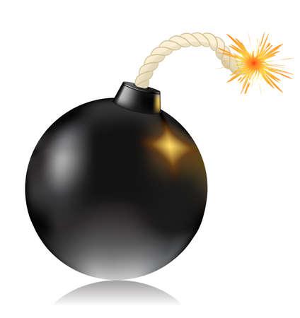 bomb Stock Vector - 8342846
