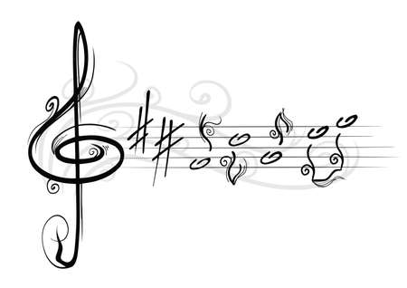 notation: note musicali