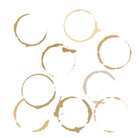 manchas de cafe: manchas de caf�