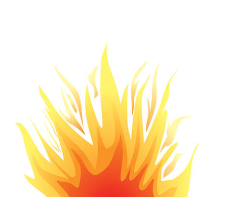 fire Stock Vector - 9837678