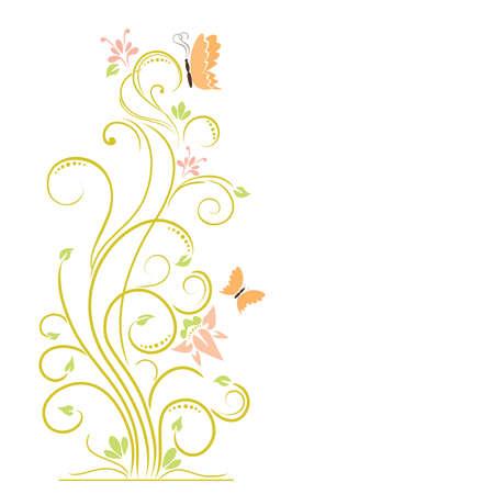 water lilies: elementos abstractos florales