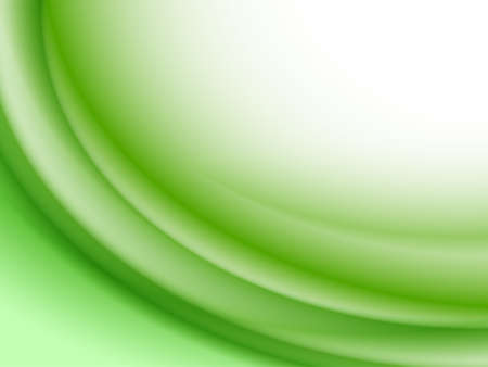 spring roll: abstract motion green background