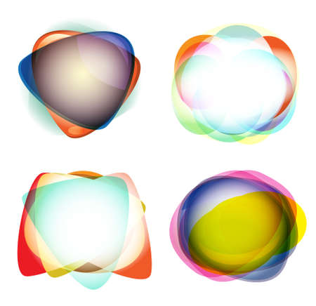 abstract bubbles Stock Vector - 9686912