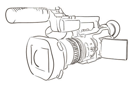 reporters: camcorder
