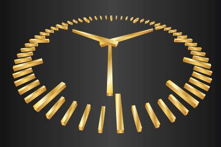 chronom�tre: le temps est d'or