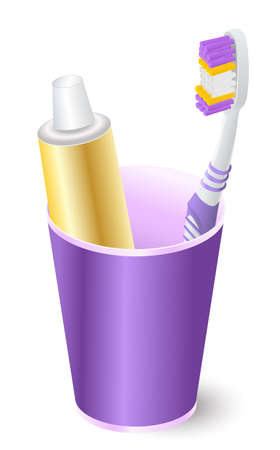 dental hygienist: toothbrush