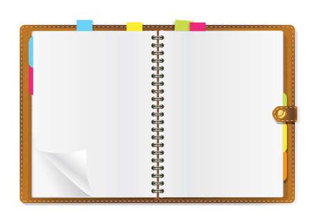 open notebook: organizer