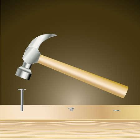 hammer Stock Photo - 13089812