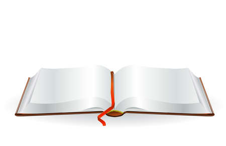 open book with sign Stock Photo - 13089808
