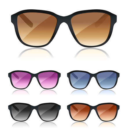 protective spectacles: sunglasses