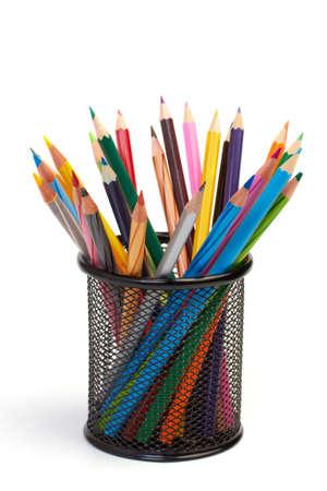 Colour pencils Stock Photo - 14525952