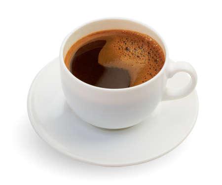 black coffee mug: cup of coffee