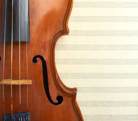 violin background: violin background Stock Photo
