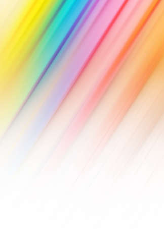 abstract multi color motion horizontal background Stock Photo - 16795132