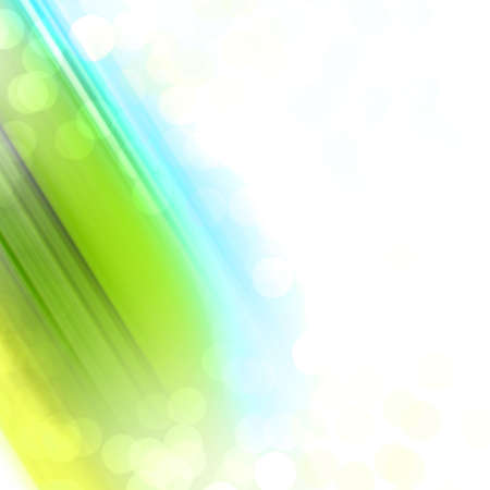 abstract motion green and blue background Stock Photo - 16795136