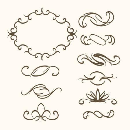 vintage design elements Stock Vector - 17452737