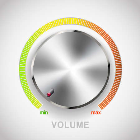 volume icon Illustration