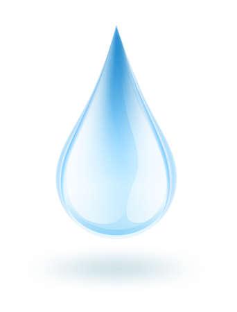 water drop Stock Vector - 18166013