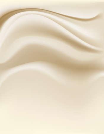 Fond crème Banque d'images - 33631030