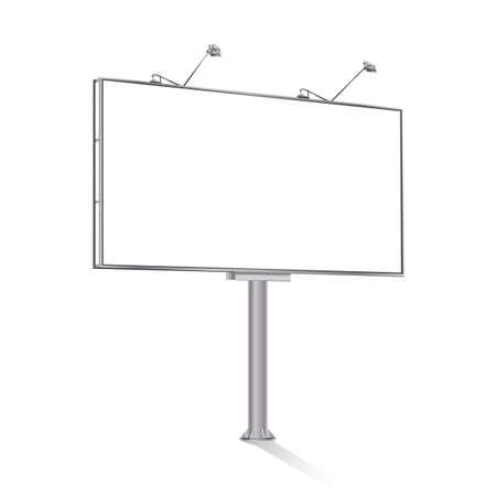 insertion: billboard on white