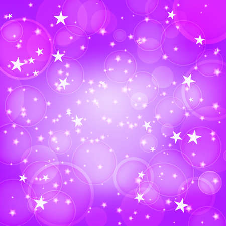 stars background: shining purple background with stars