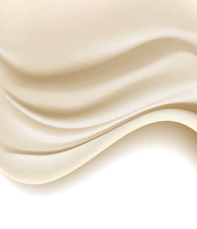 Crème achtergrond Stockfoto - 49478699