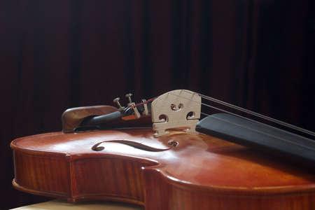 바이올린 배경 스톡 콘텐츠