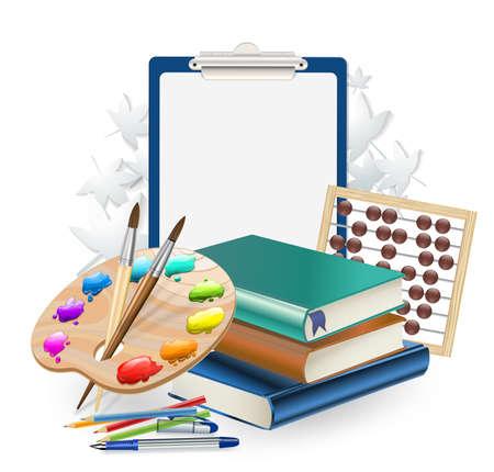 School items composition