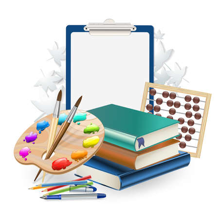 School items composition