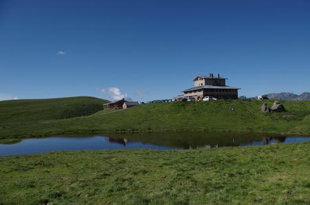 miser: Alpine retreat in the resort Plans dellAvaro - Italian Alps