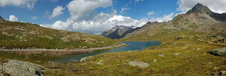 gavia: Passo Gavia - Gavia pass , Italy