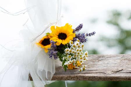 romantic floral element for wedding graphics 写真素材