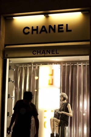 haute: Chanel S.A. is a Parisian fashion house founded  Gabrielle Coco Chanel, established in haute couture, specializing in luxury goods.