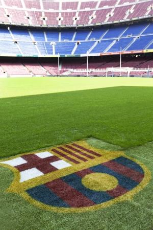 barcelona': Nou Camp - Fc Barcelona stadium detail