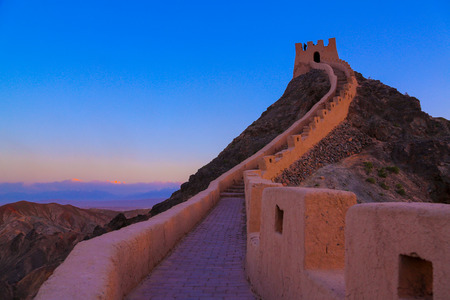 jiayuguan: Great Wall