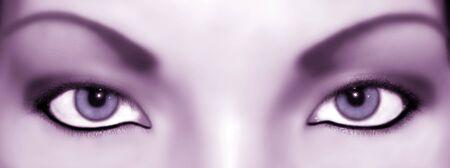 selenium: abstract eyes selenium