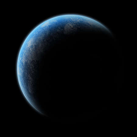 cold planet photo