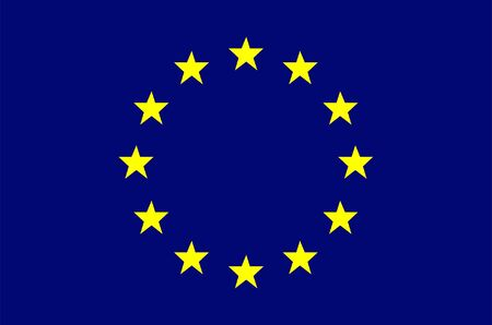 유럽의: European Union Flag