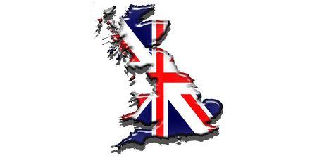 UK state flag photo