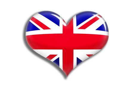 shiny hearts: UK shiny heart