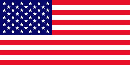 flag: UNITED STATES FLAG Stock Photo
