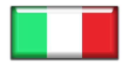rectangle: Italy Rectangle Icon