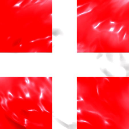 swiss flag: Switzerland Water flag