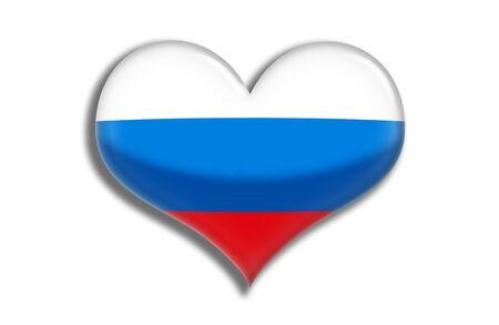 shiny: Russia Shiny Heart