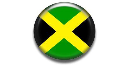 Jamaica icon 免版税图像