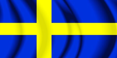 sweden flag: Sweden Fabric Flag