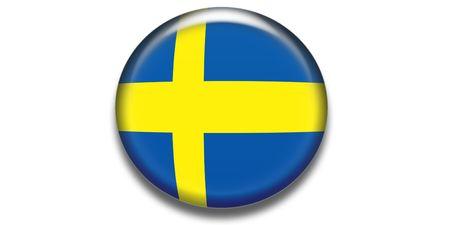 sweden flag: Sweden icon